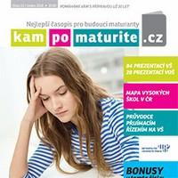 3ccbb263c3e Přečtěte si nové číslo časopisu KamPoMaturite.CZ