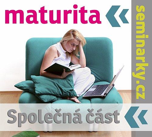 094e6fe0a0f Maturita krok za krokem 2  Společná část maturity (český jazyk a  literatura